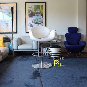 Little tulip stool Pierre Paulin Artifort